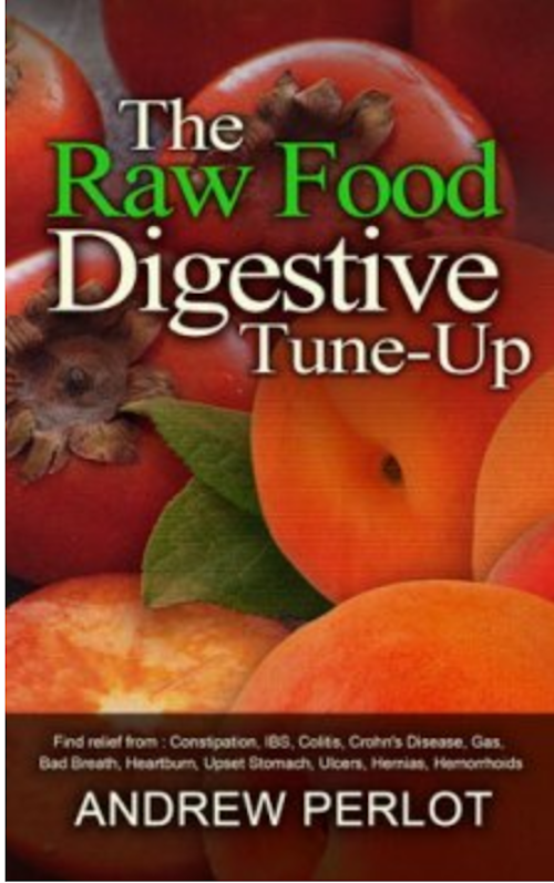 The Raw Food Digestive Tune-Up eBook or print edition by Andrew Perlot