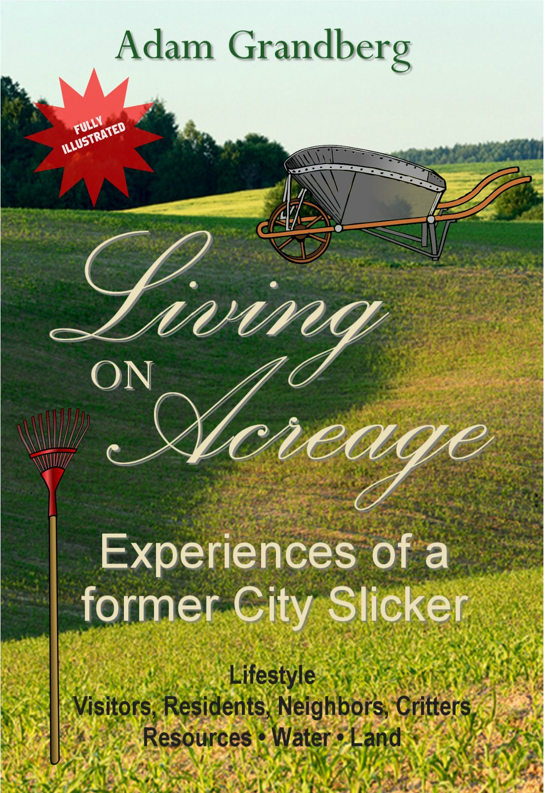 Living On Acreage - Adam Grandberg