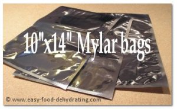 Mylar Bags 10