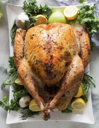 Turkey from Tastes Better from Scratch