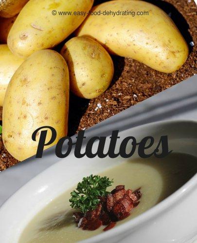 Potatoes - and potato soup!