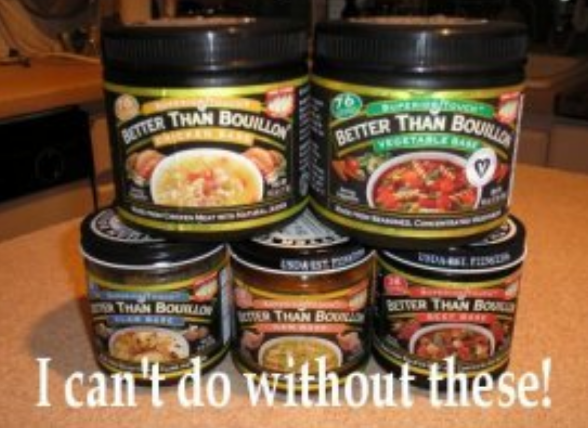 Better Than Bouillon by Superior Touch assortment