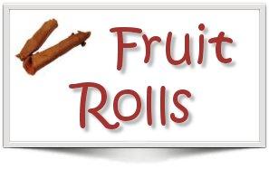 fruit rolls