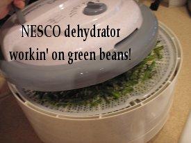 Nesco Dehydrator - 4 tray starter model