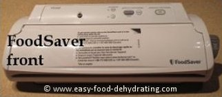 FoodSaver food vacuum-sealer