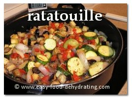 Great tasting Ratatouille!