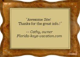 Thanks Cathy! - EFD