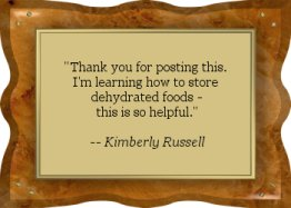 Thanks Kimberly! - EFD