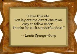 Thanks Linda! - EFD