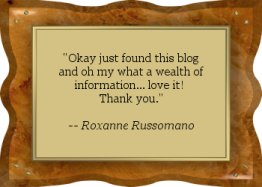 Thanks Roxanne! - EFD