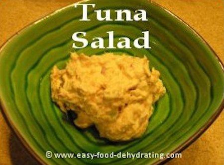 Easy to make Tuna Salad