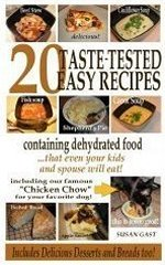 20 Taste-Tested Easy Recipes eBook