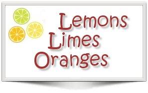 lemons, limes, oranges