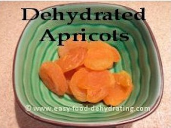 Dehydrated Apricots