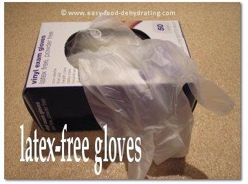 latex-free gloves