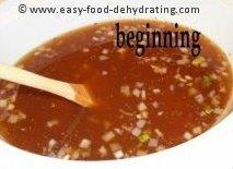 Lentil Soup in slowcooker
