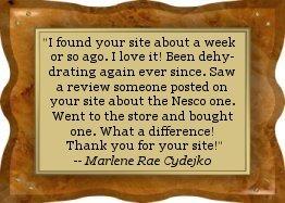 Thanks Marlene! - EFD
