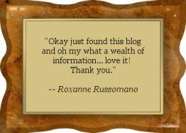 Thanks Roxanne! - EFD